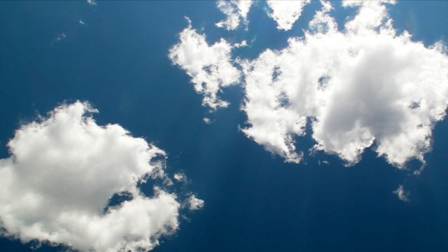 Clouds timelapse natural screensaver still