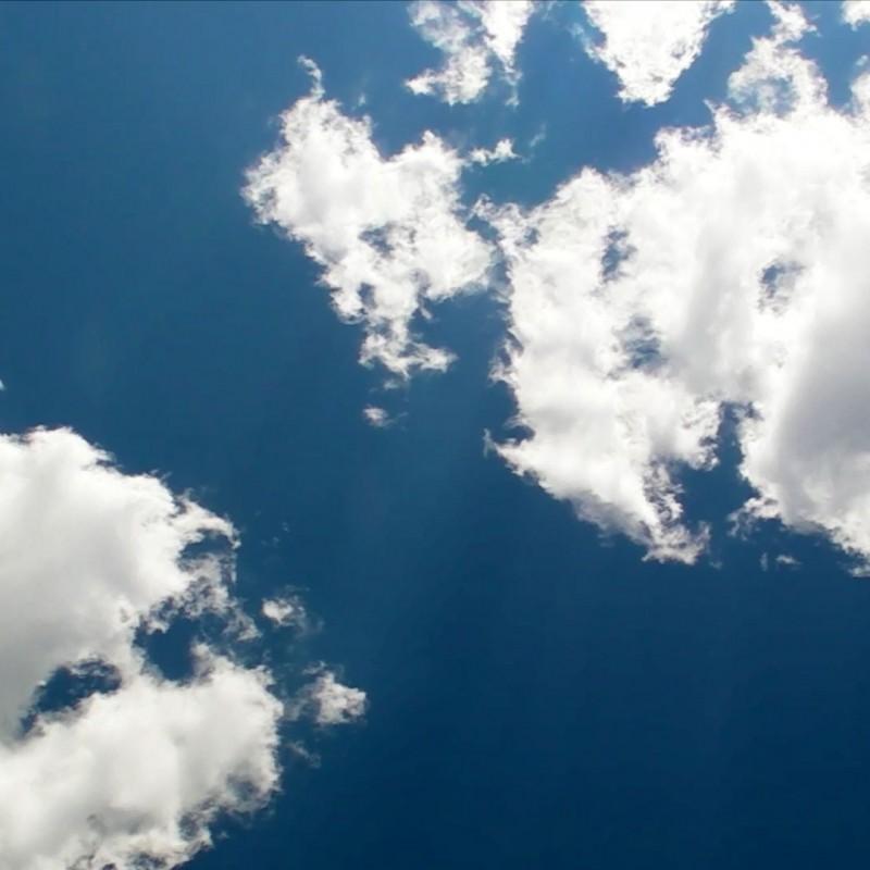 Clouds timelapse natural screensaver still